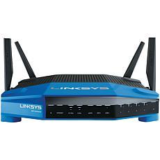 Linksys AC3200 Dual-Band Smart Wi-Fi Router w/Gigabit, USB 3.0 & eSATA