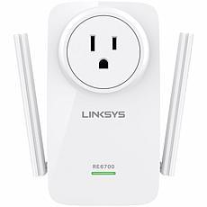 Linksys RE6700 AC1200 Dual-Band Wi-Fi Range Extender
