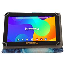 LINSAY Android Tablet with Protective Case