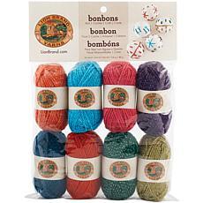 Lion Brand Bonbons Yarn - Celebrate