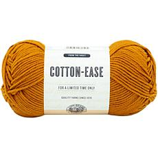 Lion Brand Cotton - Ease Yarn - Amber