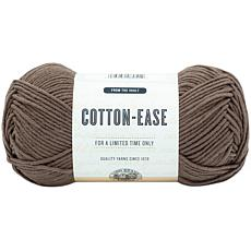 Lion Brand Cotton - Ease Yarn - Cocoa