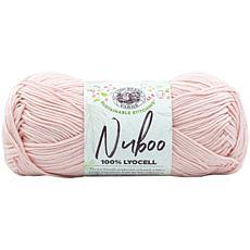 Lion Brand Nuboo Yarn - Blush