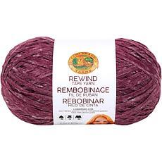 Lion Brand Rewind Yarn - Current Situation