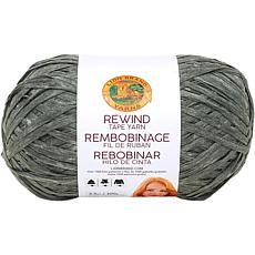 Lion Brand Rewind Yarn - Olive You