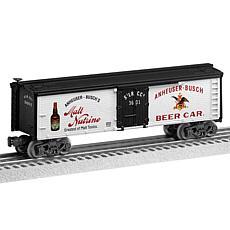 Lionel Anheuser-Busch Malt Tonics O Gauge Model Train Reefer Car