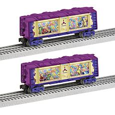 Lionel Disney Pixar Inside Out Memory Ball Transport Train Car