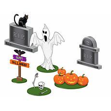 Lionel Halloween Lawn Figure 6-Pack