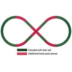 Lionel Trains 9-Piece O Gauge Figure Eight Track Pack