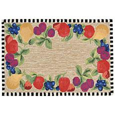 "Liora Manne Frontporch Fruits Rug - 24"" x 36"""