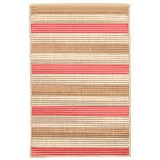 "Liora Manne Multi Stripe Rug - Sunset - 23"" x 35"""