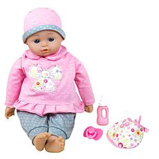 "Lissi Doll 16"" Talking Baby Alexa"