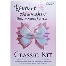 Little Pink Ladybug Brilliant Bowmaker Classic Kit