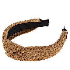 Locks & Mane Woven Knotted Headband