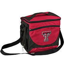 Logo Chair 24-Can Cooler - Texas Tech University
