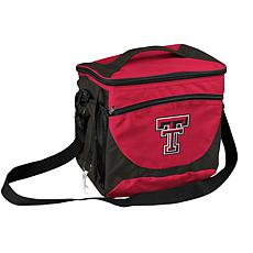 Logo Chair 24-Can Cooler - Texas Tech University