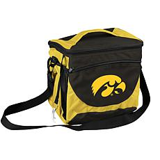 Logo Chair 24-Can Cooler - University of Iowa