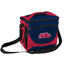 Logo Chair 24-Can Cooler - University of Mississippi