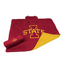 Logo Chair All-Weather Blanket - Iowa State University