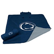 Logo Chair All-Weather Blanket - Penn State University