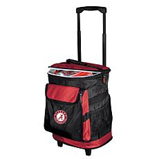 Logo Chair Rolling Cooler - Alabama University