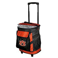 Logo Chair Rolling Cooler - Auburn University