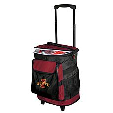 Logo Chair Rolling Cooler - Iowa State University