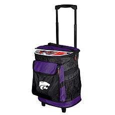 Logo Chair Rolling Cooler - Kansas State University