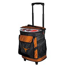 Logo Chair Rolling Cooler - University of Texas