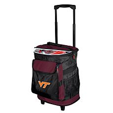 Logo Chair Rolling Cooler - Virginia Tech University