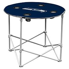 Logo Chair Round Table - Seattle Seahawks