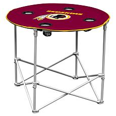 Logo Chair Round Table - Washington Redskins