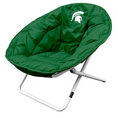 Logo Chair Sphere Chair - Michigan State University