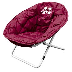 Logo Chair Sphere Chair - Mississippi State University