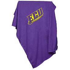 Logo Chair Sweatshirt Blanket - East Carolina Un.