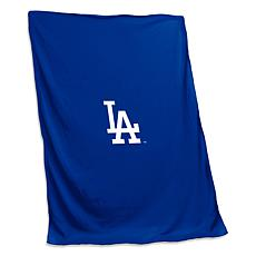 Logo Chair Sweatshirt Blanket - Los Angeles Dodgers