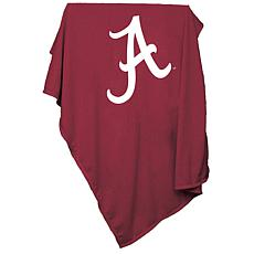 Logo Chair Sweatshirt Blanket - University of Alabama