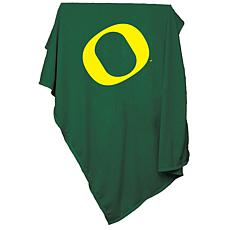Logo Chair Sweatshirt Blanket - University of Oregon
