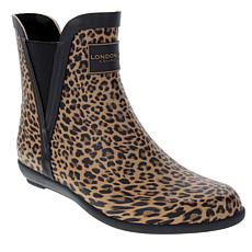 London Fog Piccadilly Pull-On Rain Boot
