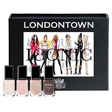 Londontown Iconic Nude Nail Lacquer 4-piece Set