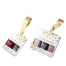 Londontown Royal Addiction Nail Lakur Holiday Bundle