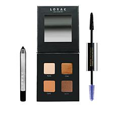 LORAC Shine Bright PRO Eye Set