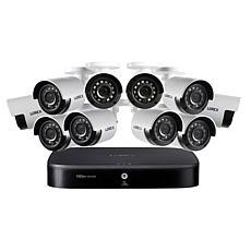 Lorex HD 16-Channel Security System w/2TB DVR & 10 HD Cameras