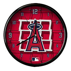 Los Angeles Angels Team Net Clock
