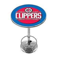 Los Angeles Clippers NBA Chrome Pub Table
