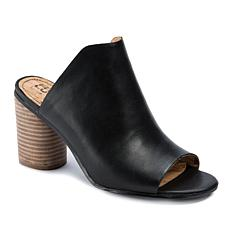 Lucca Lane Hilaire Slip-On Leather Mule