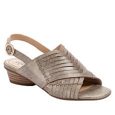 Lucca Lane Tempest Leather Sandal