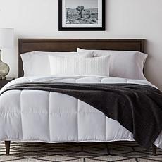 Lucid Comfort Collection Fiber/Shred Foam Pillow wInner Cover-Standard