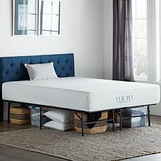 Lucid Comfort Collection Platform Full Bed Frame