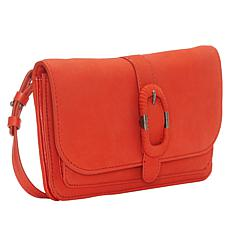 Lucky Brand Ason Leather Crossbody Wallet